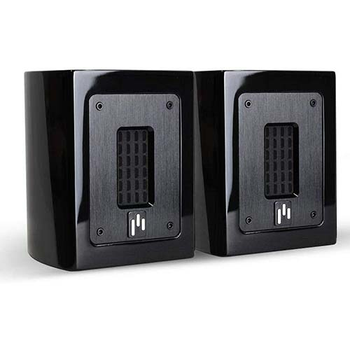 4. Aperion Audio Planar-Ribbon Super Tweeter Pair for Home Theater Stereo Speaker