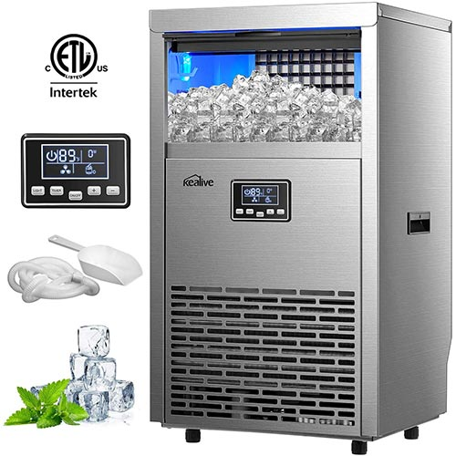 Top 10 Best under counter Ice Makers in 2021 Reviews
