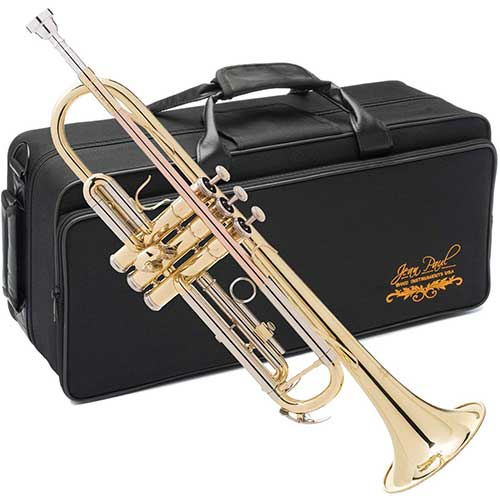 2. Jean Paul USA TR-430 Intermediate Trumpet