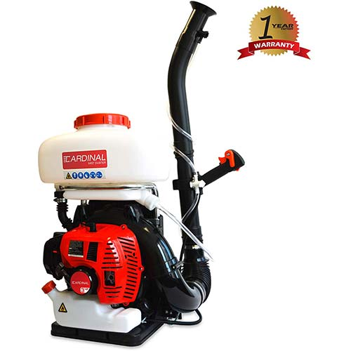 1. 3.5 Gallon Backpack Fogger Blower Duster Leaf Blower 3-in-1 Sprayer