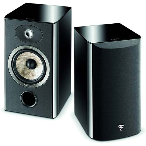 4. Focal Aria 906 Bookshielf Speaker