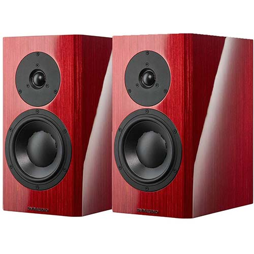 1. Dynaudio Special 40 Bookshelf Speakers