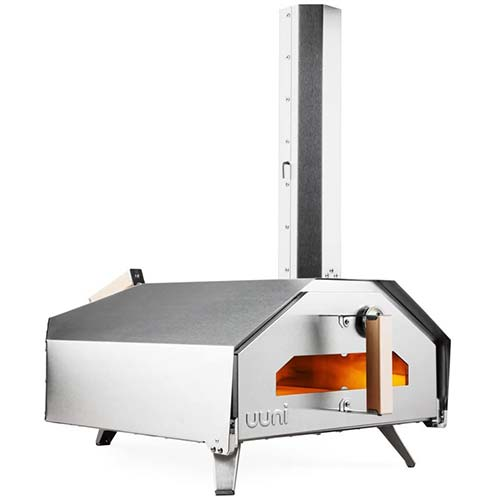 8. ooni Pro - Multi-Fueled Outdoor Pizza Oven