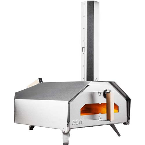 Top 10 Best Portable Wood Fired Pizza Ovens in 2020 Reviews