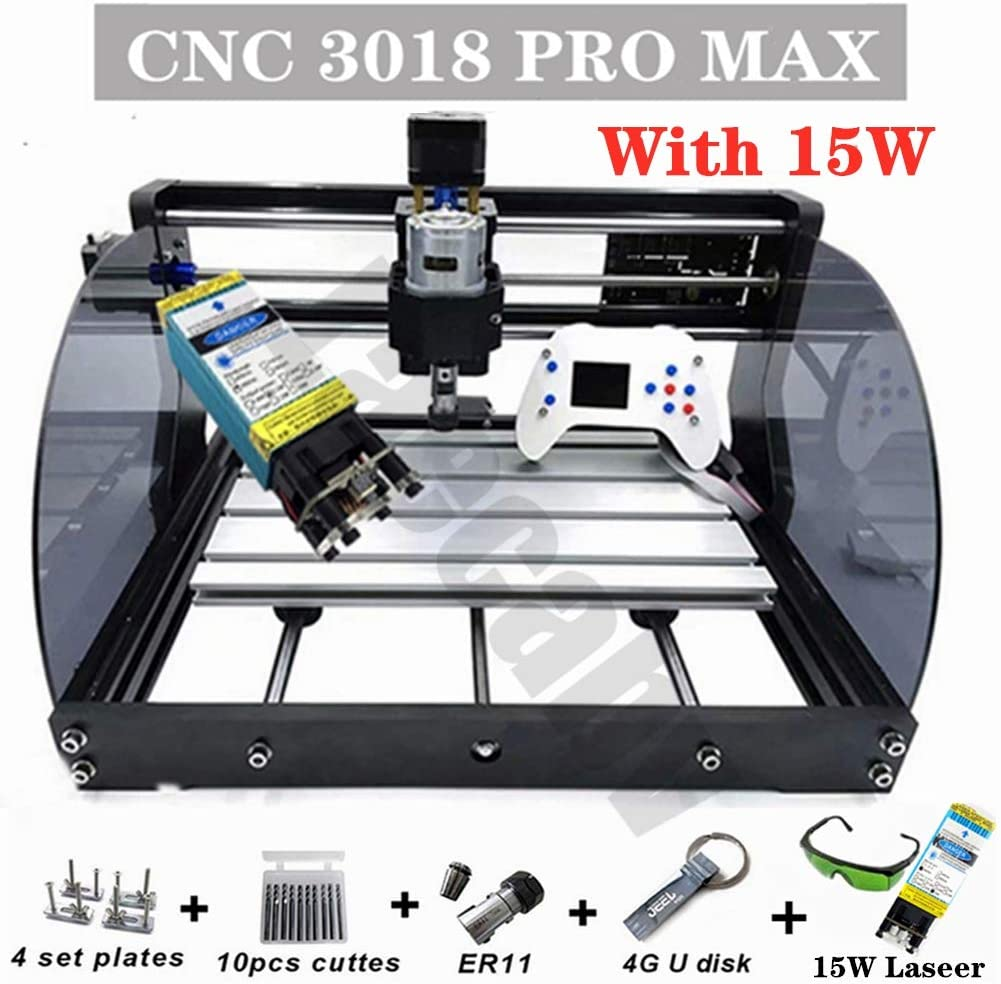 Top 10 Best CNC Routers for Small Shop in 2021 Reviews