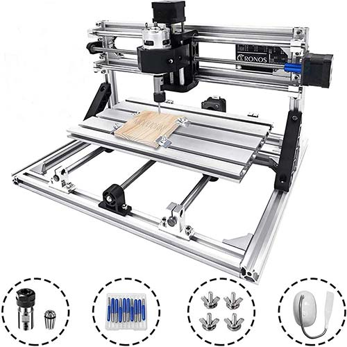 4. VEVOR CNC 3018 CNC Router Kit