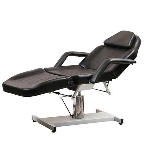 3. New ColdBeauty Black Facial Massage Table Bed Chair Beauty Salon Equipment