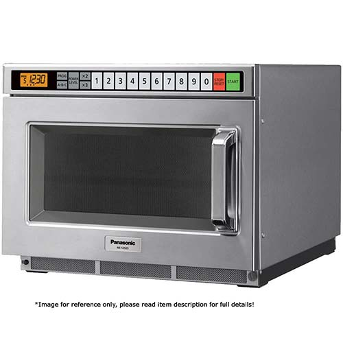 7. Commercial Series NE-17523 Commercial Microwave Oven