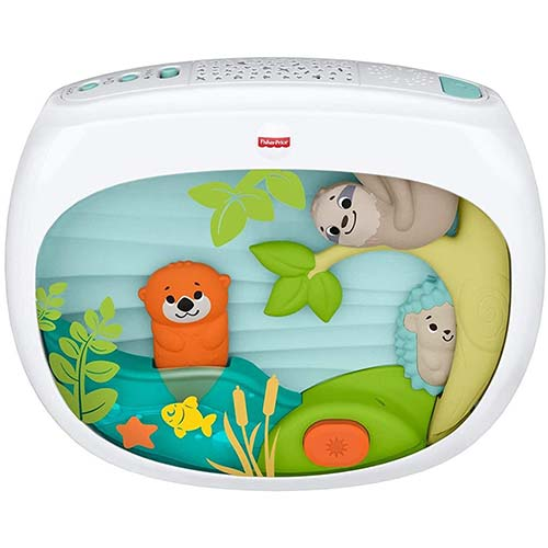 2. Fisher-Price Settle & Sleep Projection Soother