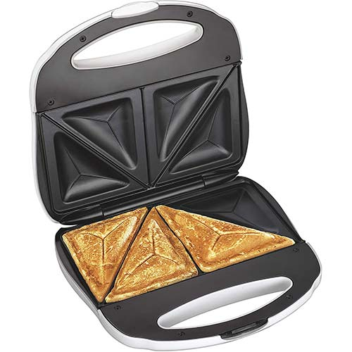 4. Proctor Silex Sandwich Toaster, Omelet and Turnover Maker
