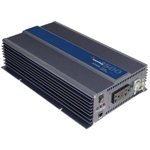 10. Samlex Solar PST-1500-12 PST Series Pure Sine Wave Inverter