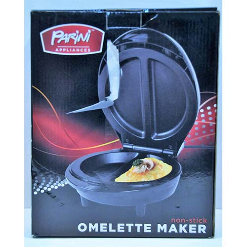 6. Parini Appliances Non-Stick Omelette Maker