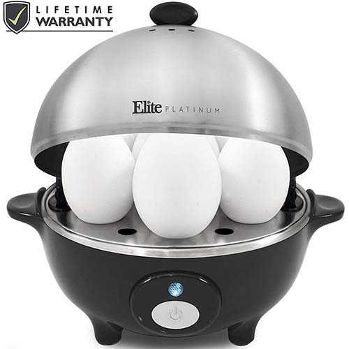 7. Maxi-Matic EGC-508 Easy Electric Egg Poacher