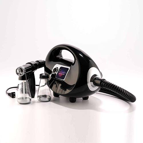 4. Black Fascination FX Spray Tanning Machine System