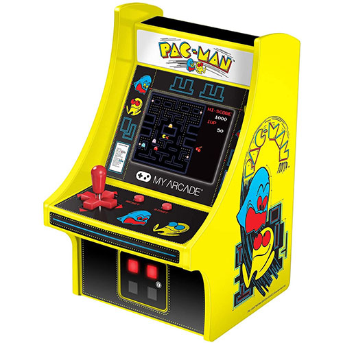 4. My Arcade Micro Player Mini Arcade Machine