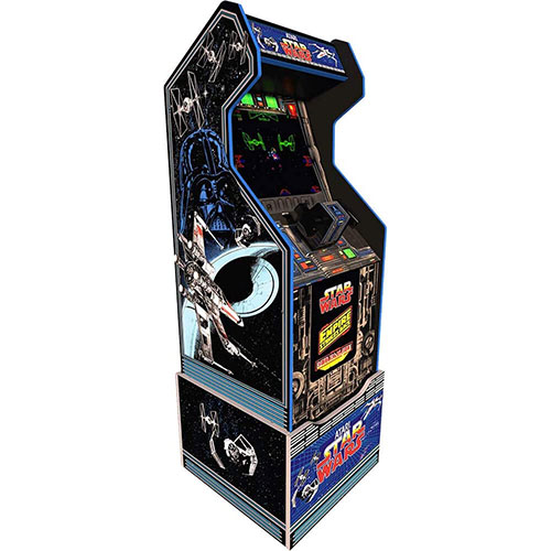 3. Arcade1Up Star Wars Home Arcade Cabinet