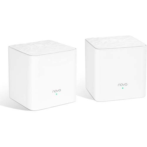9. Tenda Whole Home Mesh WiFi System - Dual Band AC1200 Router Replacement for SmartHome