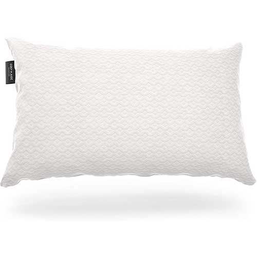 10. Cosy House Collection Luxury Bamboo Shredded Memory Foam Pillow