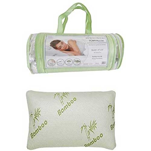 Top 10 Best Original Bamboo Pillows in 2021 Reviews