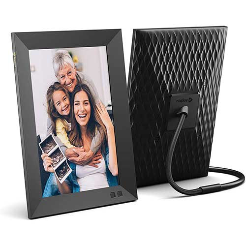 Top 10 Best Wi-Fi Digital Photo Frames in 2021 Reviews