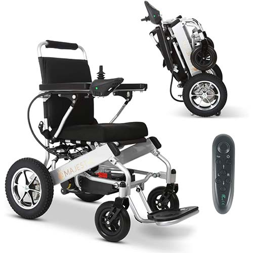 Top 7 Best Electric Wheelchairs for Disabled and Elderly Mobility in 2021 Reviews